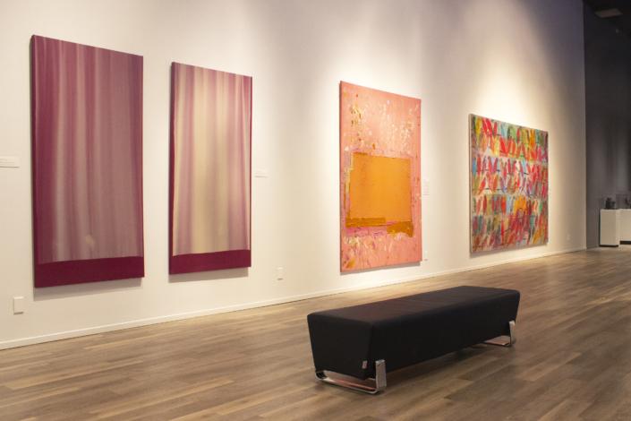 Installation Shot of Gallery