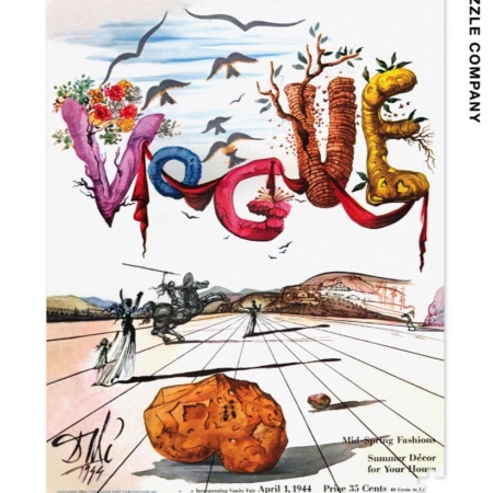 Vogue The Arrival of Spring Jigsaw Puzzle