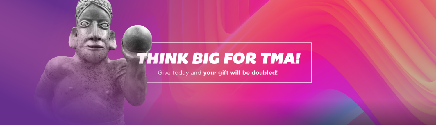 Think big for the TMA!